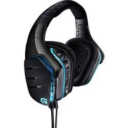 Logitech Gaming G633 Artemis Spectrum herní headset na kabel přes uši, s USB, jack 3,5 mm, černá