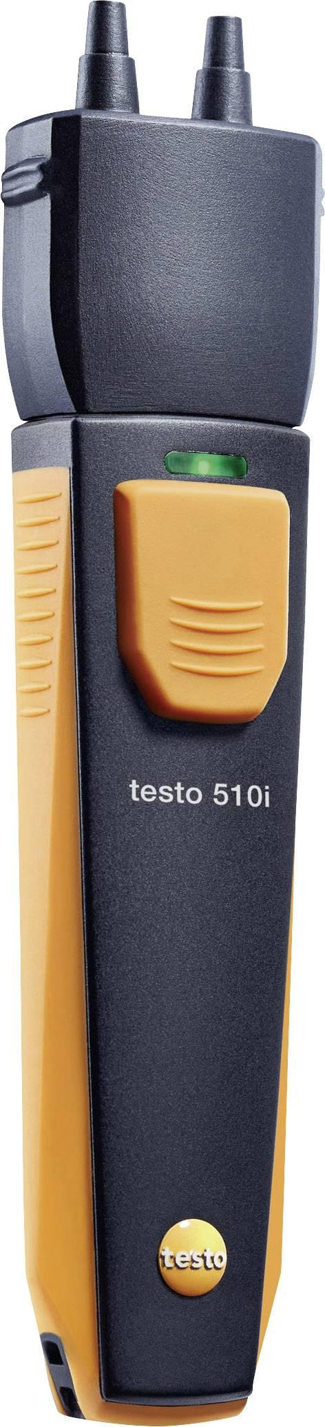 Diferenční tlakoměr TESTO 510I, Smart Probes