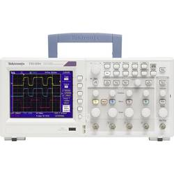 Digitální osciloskop Tektronix TBS1104, 100 MHz, 4kanálový, Kalibrováno dle (ISO), s pamětí (DSO)