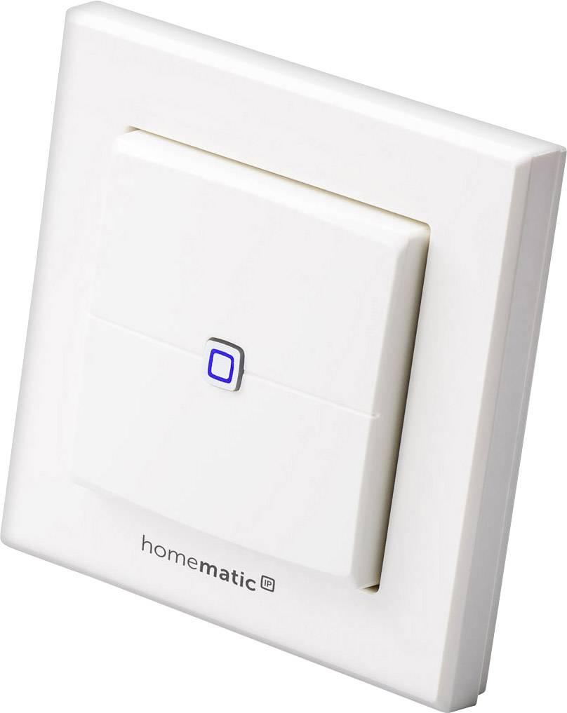 Bezdrôtový vypínač Homematic IP HMIP-WRC2, max. dosah 150 m