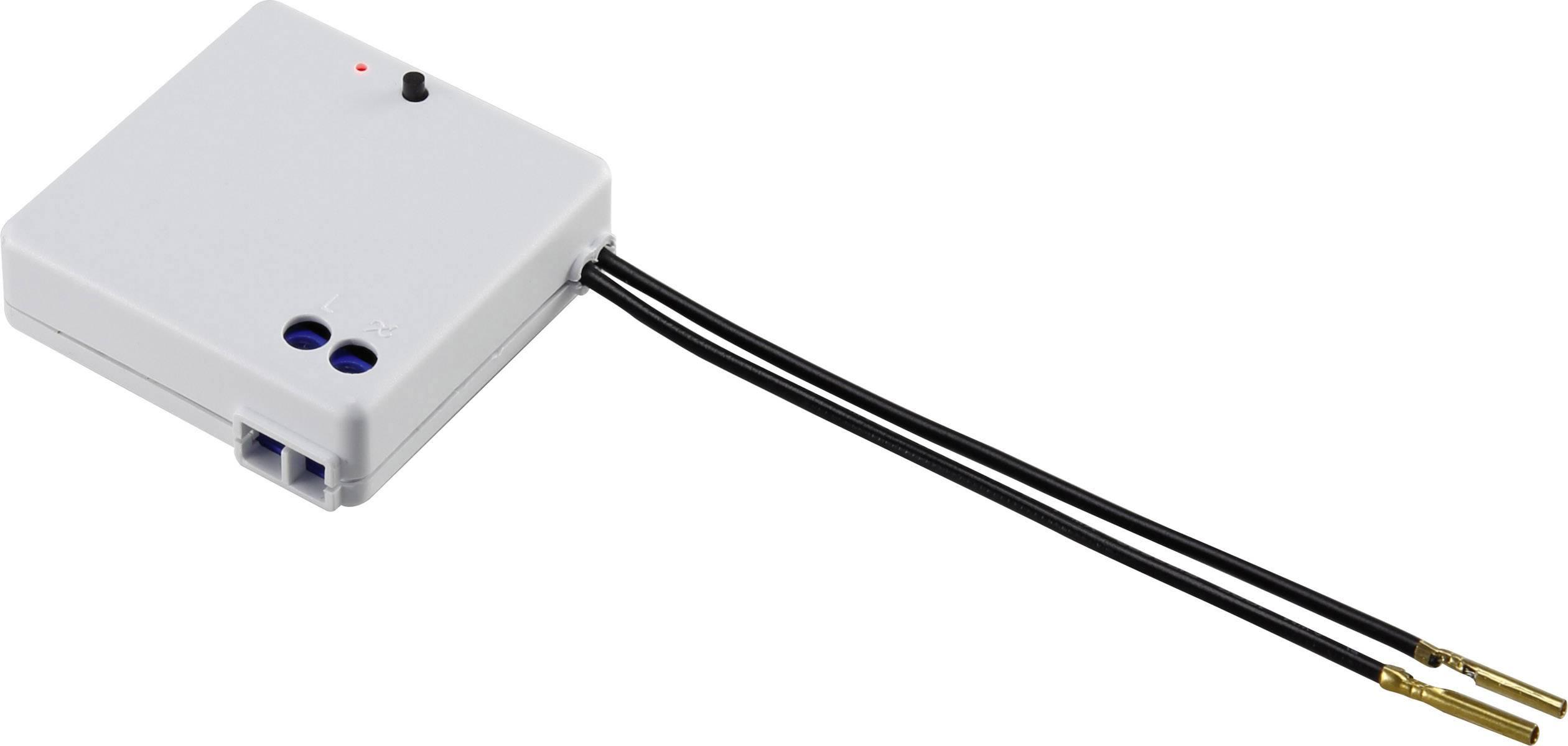 RSL bezdrôtový spínač pod omietku 1406725 spínací výkon (max.) 150 W, Max. dosah 70 m