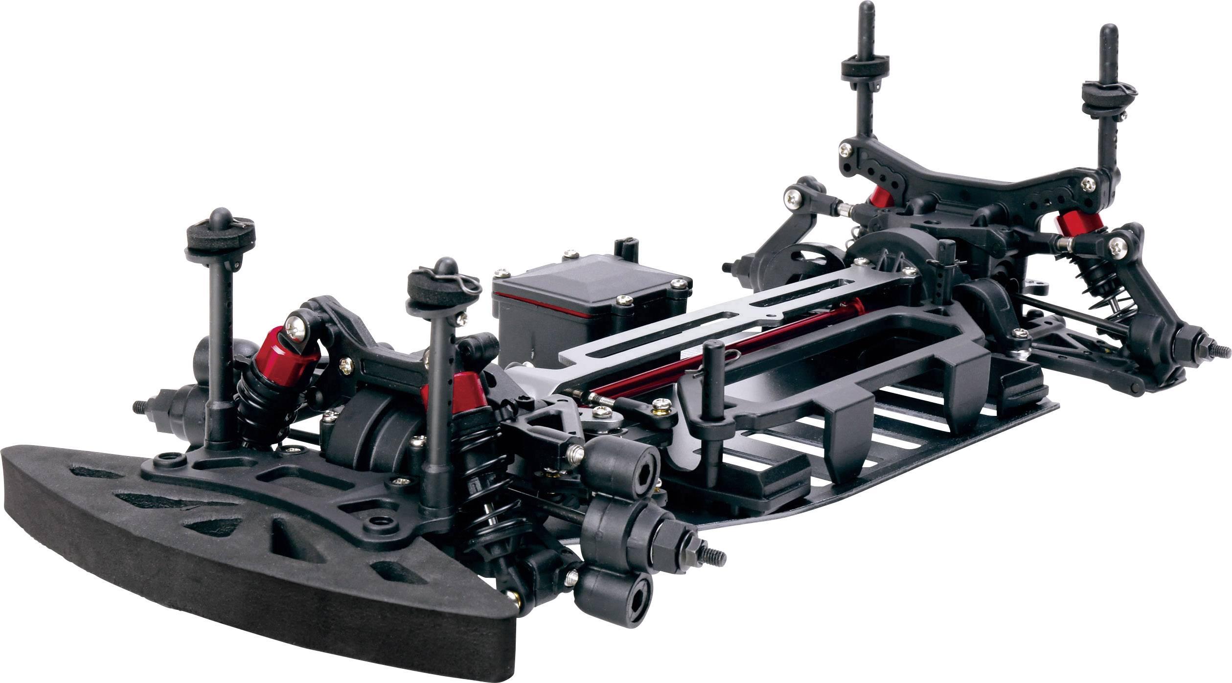 Šasi pro RC model auta ARR Reely Onroad-Chassis, 1:10, elektrický, 4WD (4x4)