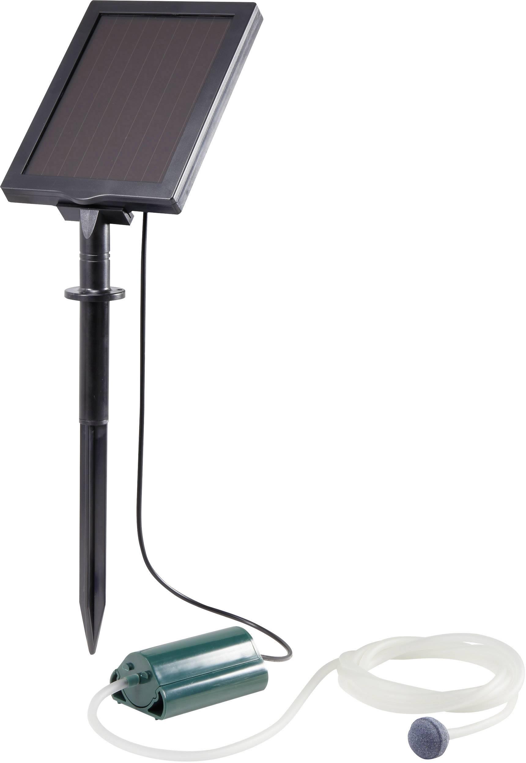 Solárny prevzdušňovač jazierka Renkforce 1407477, 100 l/h