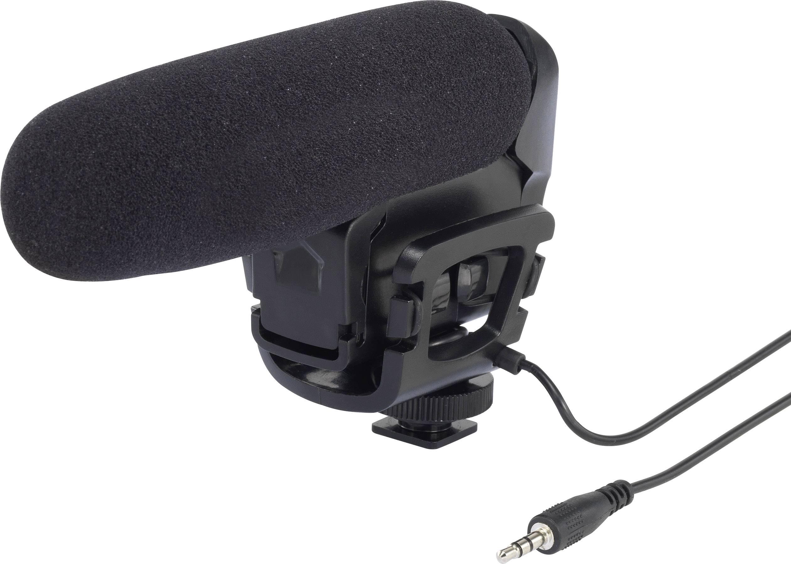Mikrofón pre kamery RENKFORCE VM-6