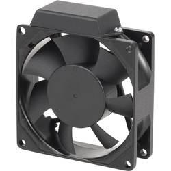 Axiální ventilátor PROFAN Technology P2082HST 1408541, 230 V/AC, 37 dB, (d x š x v) 80 x 80 x 25 mm