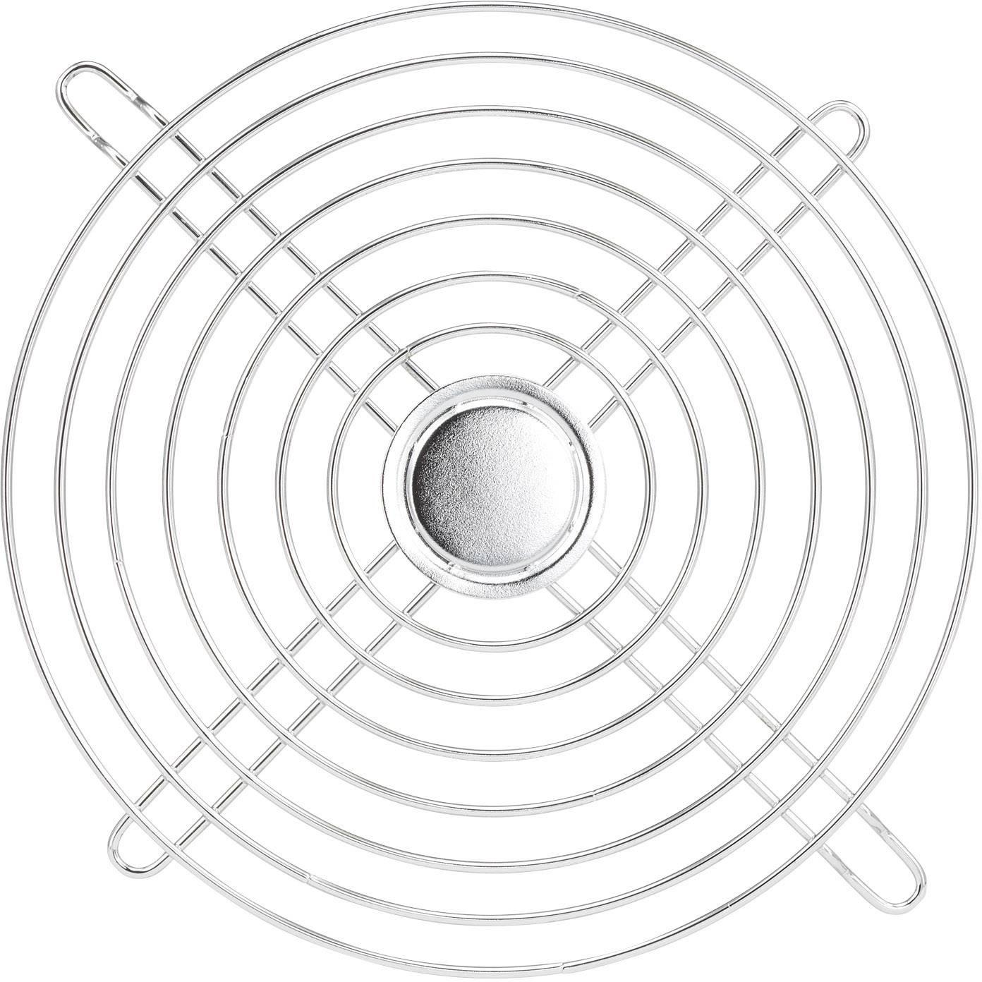Větrací mřížka PROFAN Technology 1408558, (š x v) 170 mm x 170 mm, kov, 1 ks