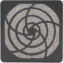 Vetracia mriežka s filtračnou vložkou PROFAN Technology;1408560, (š x v x h) 85 x 85 x 10 mm, 1 ks, plast