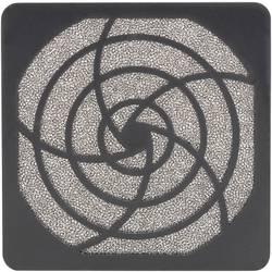 Vetracia mriežka s filtračnou vložkou PROFAN Technology 1408561, (š x v x h) 96.5 x 96.5 x 9.9 mm, plast, 1 ks