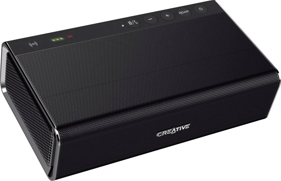 Bluetooth® reproduktor Creative Sound Blaster Roar PRO, černá