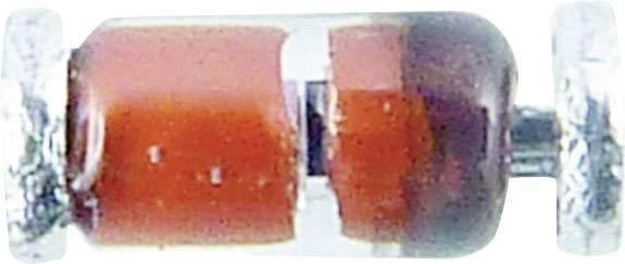 Dióda Z Diotec ZMM7.5, SOD-80C, zener. napätie 7.5 V