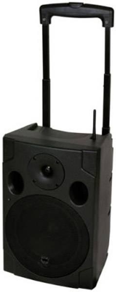 Mobilné PA reproduktory DAP Audio PSS-108 MKII
