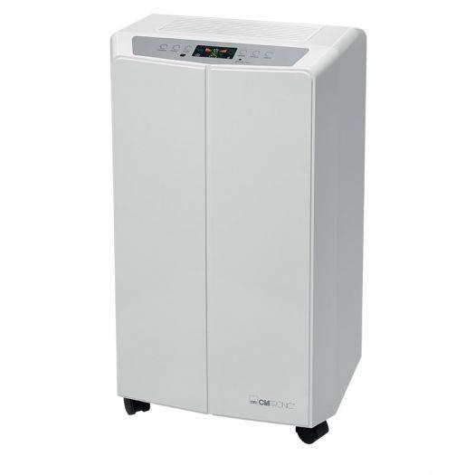 Prenosná klimatizácia Clatronic CL 3637 CL 3637, 2050 W (7000 Btu/h), en.trieda: A, biela