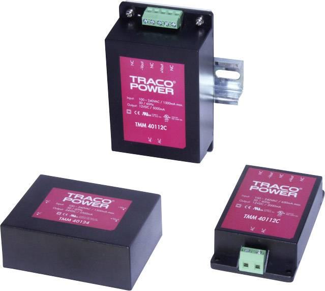 AC/DC zdroj do DPS TracoPower TMM 40124C, 24 V/DC, 1.7 A, 40 W