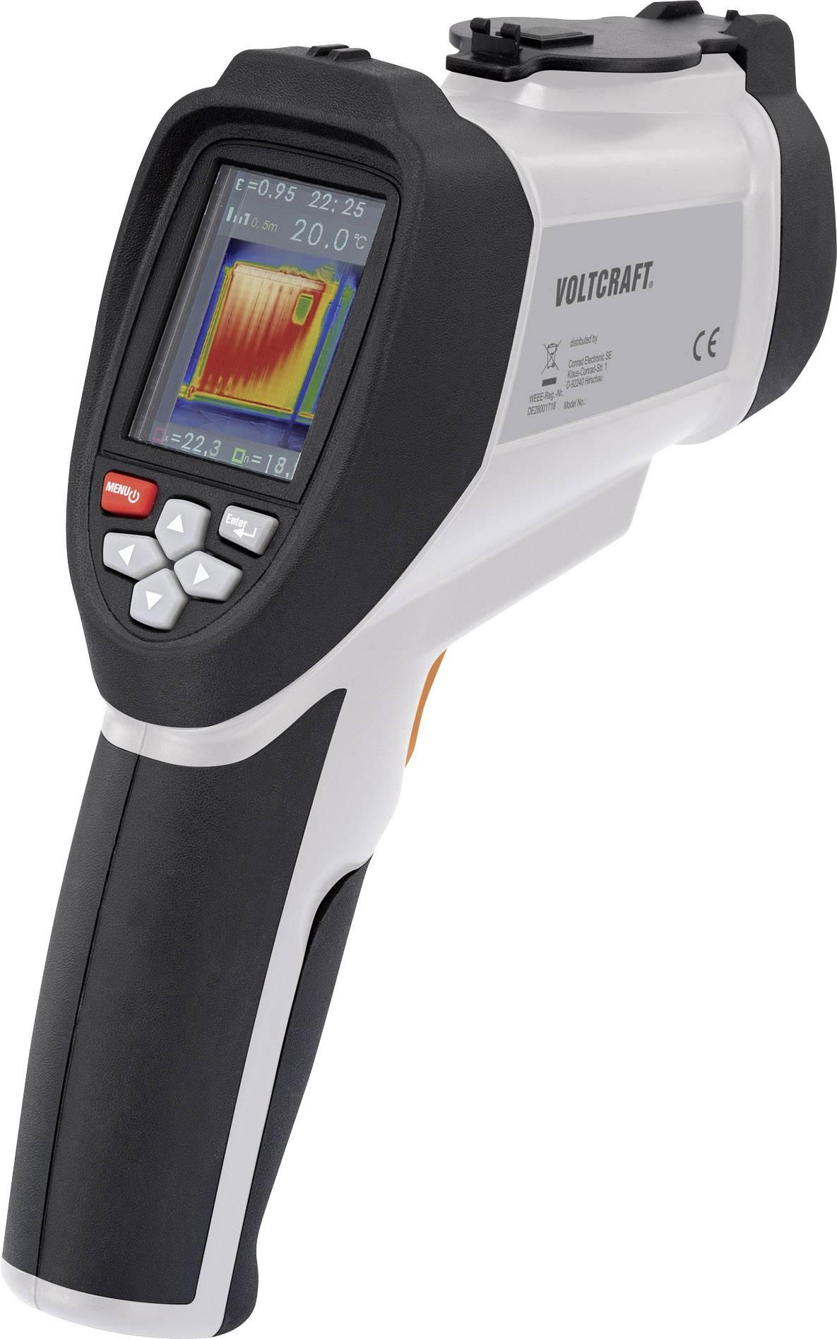 Termokamera VOLTCRAFT PT-32 SE, 32 x 31 pix