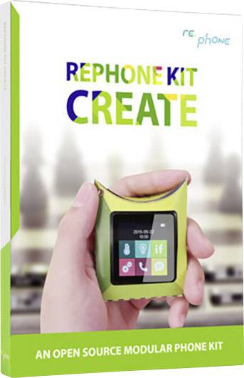 Stavebnice mobilního telefonu Seeed Studio RePhone Kit Create 110040002