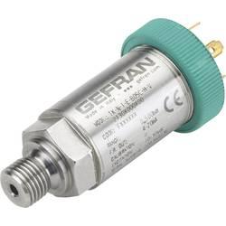 Senzor tlaku Gefran TK-E-1-Z-B16U-M-V, 0 bar až 16 bar, připojení M12, 4pólové