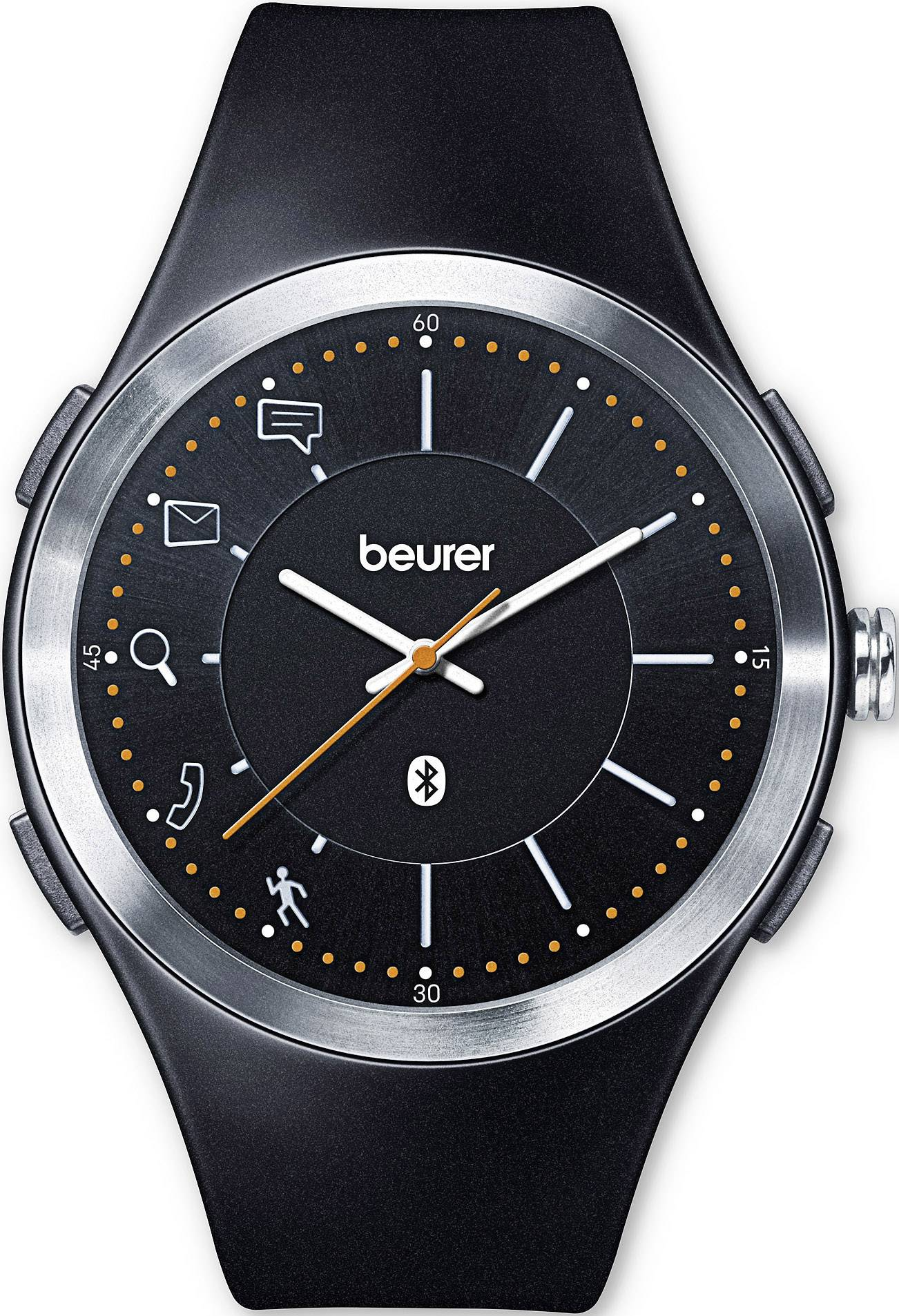 Športové hodinky Beurer AW 85, čierna