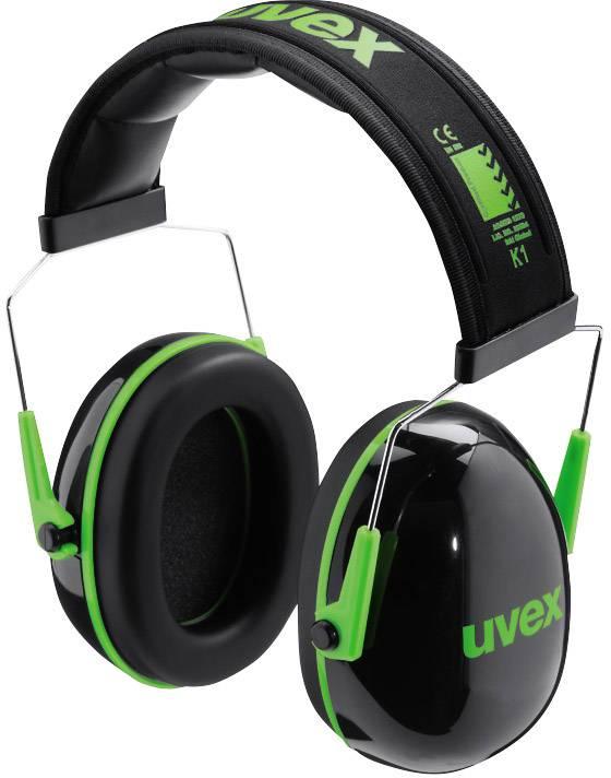 Mušlový chránič sluchu Uvex K1 2600.001, 28 dB, 1 ks