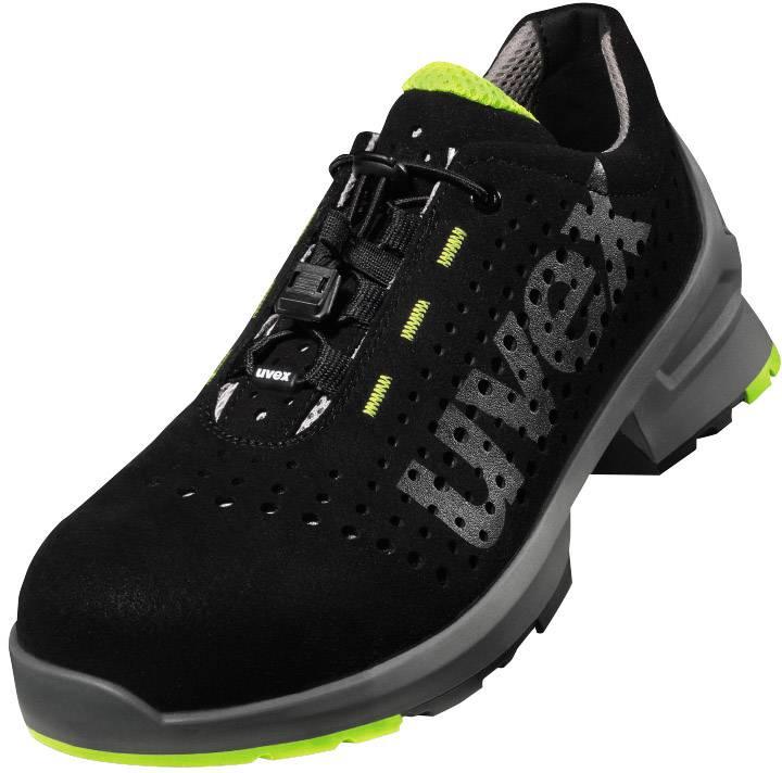 Bezpečnostní obuv S1 Uvex 1 8543844, vel.: 44, černá, 1 pár