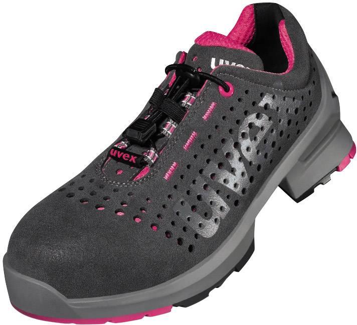 Bezpečnostní obuv S1 Uvex 1 8561838, vel.: 38, černá, 1 pár