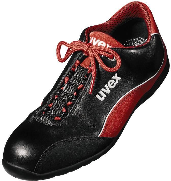 Bezpečnostní obuv S1 Uvex motorsport 9494944, vel.: 44, černá, červená, 1 pár