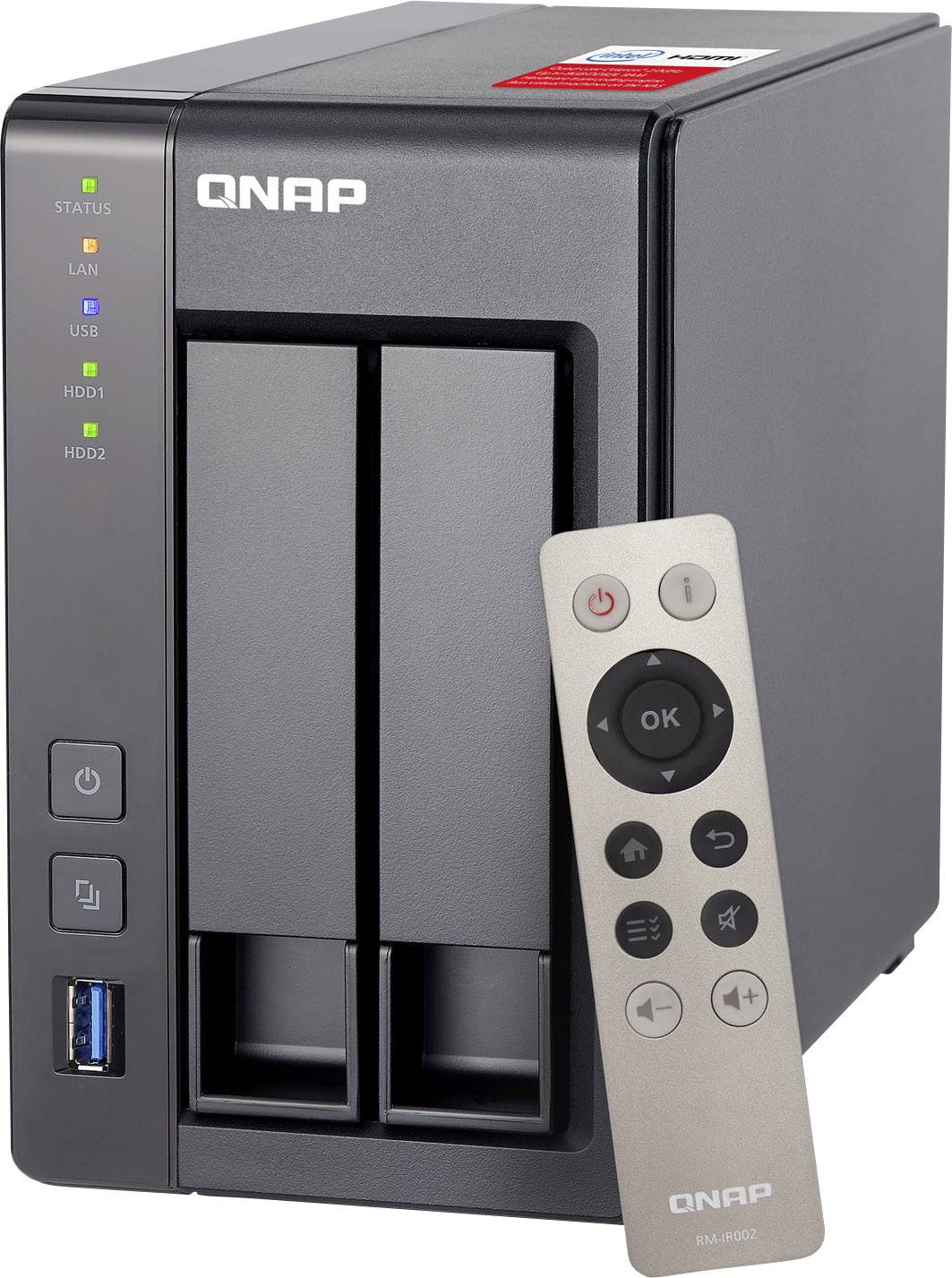 QNAP TS-251+-2G TS-251+-2G