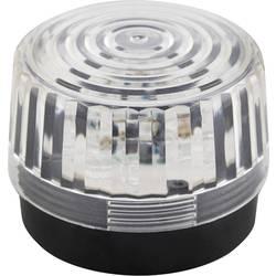 Signální osvětlení LED Velleman HAA100WN, bílá, zábleskové světlo, 12 V/DC