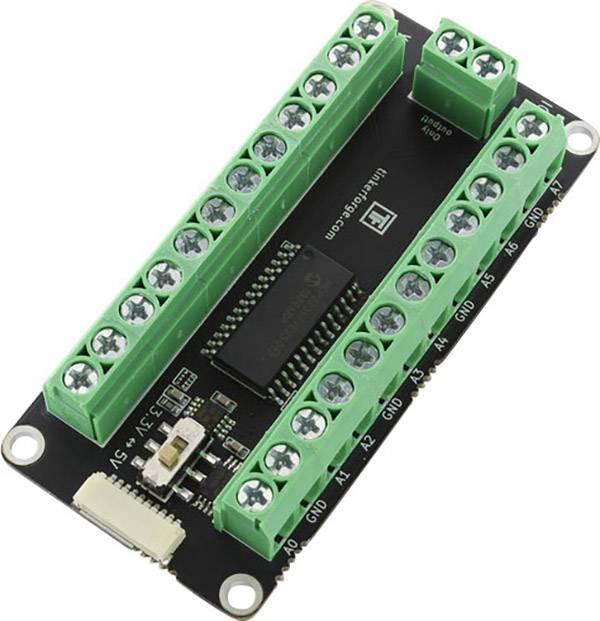 Modul se vstupy a výstupy TinkerForge IO-16 Bricklet 28