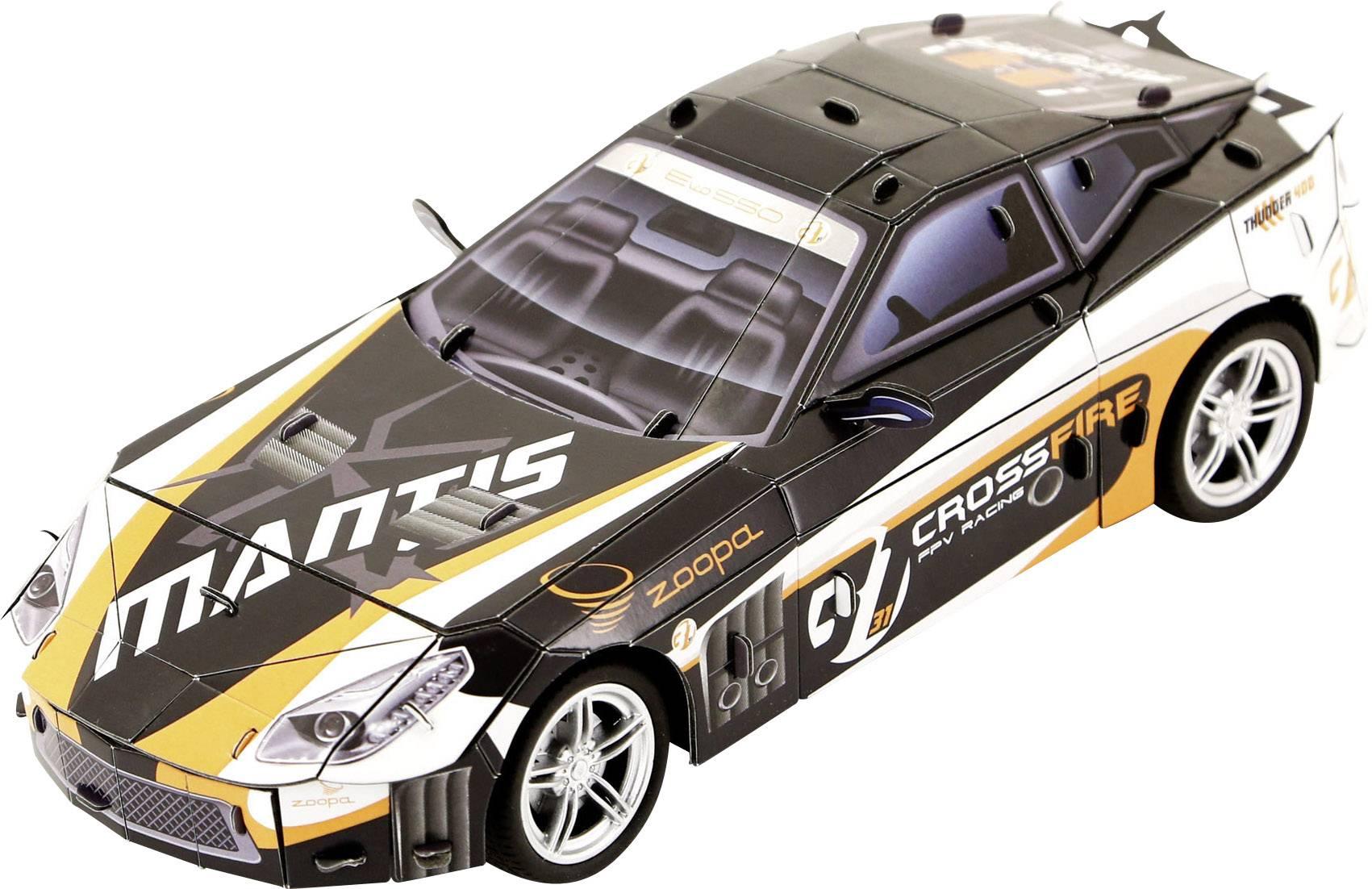 RC model auta ACME Puzzle Car PC0100, elektrický, silniční, zadní 2WD (4x2), 2,4 GHz