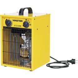 Topení Master Klimatechnik 1650 W, 3300 W žlutá, černá B-3IT