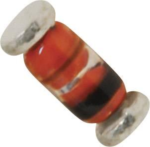 SMD Schottkyho dioda STM BAT46, 150 mA, U(R) 100 V, MiniMELF GLASS
