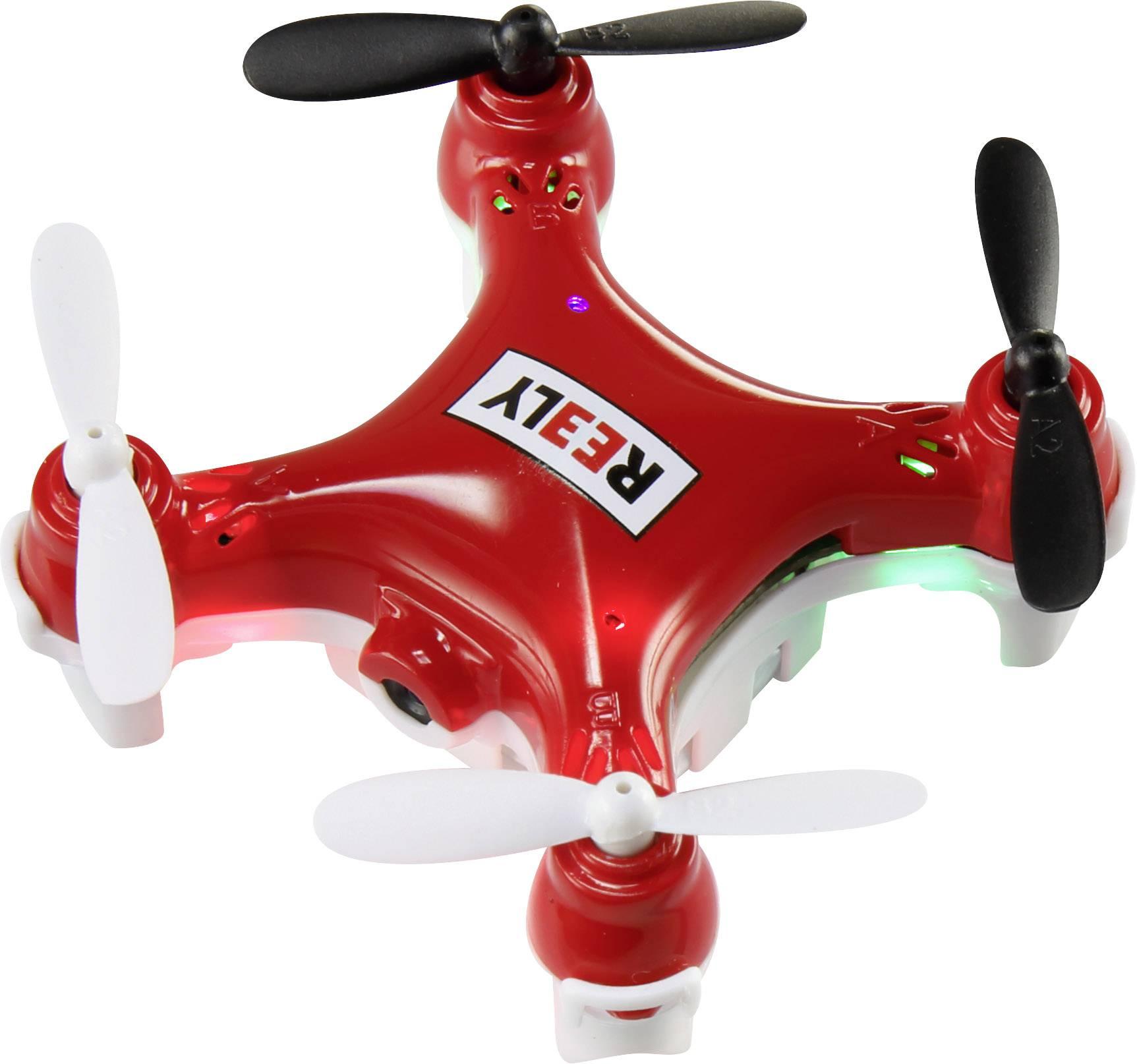 Drony a kvadrokoptery pro začátečníky