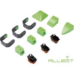 Stavebnice robota Velleman ALLBOT®-Option Bein mit 3 Servos VR013, hotový modul