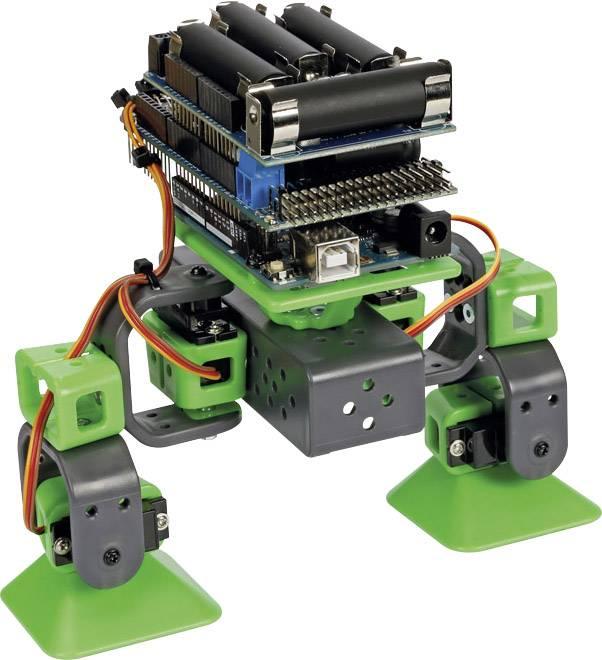 Stavebnice robota Velleman ALLBOT VR204, stavebnice