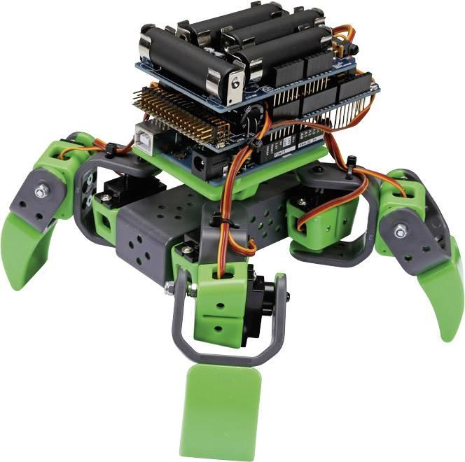 Stavebnice robota Velleman ALLBOT VR408, stavebnice