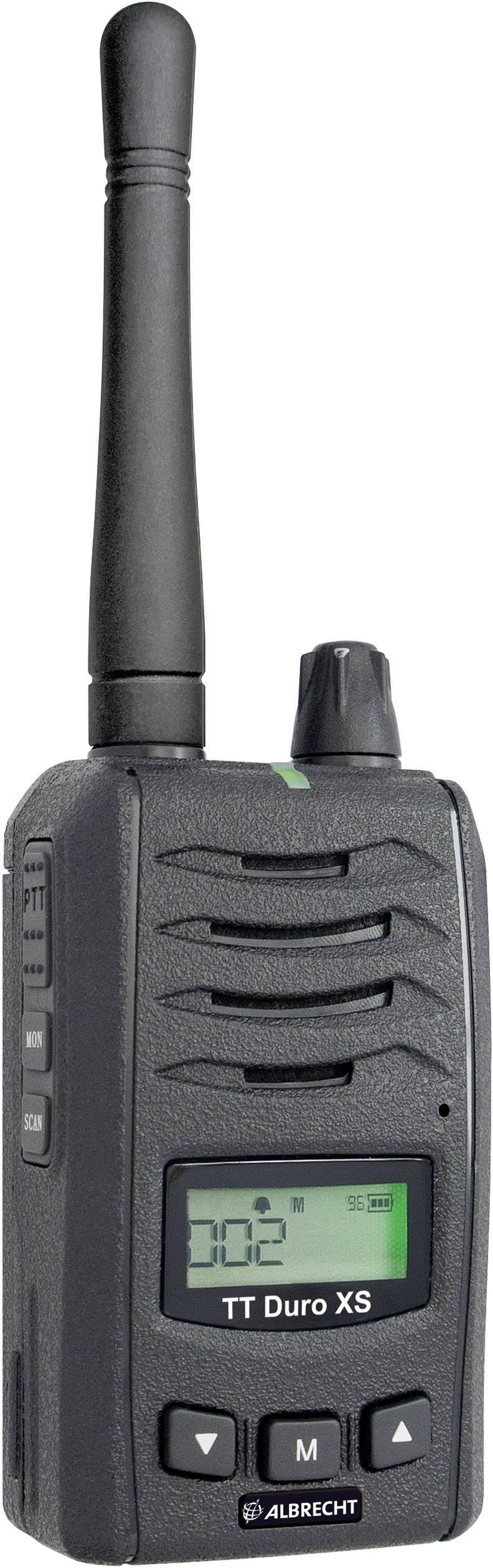 PMR rádiostanica Albrecht ALBRECHT Tectalk Duro XS 29855