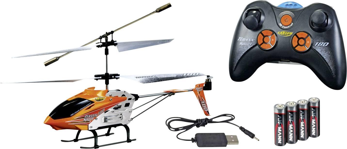 RC vrtuľník Carson RC Sport Easy Tyrann 180 Sport, RtF