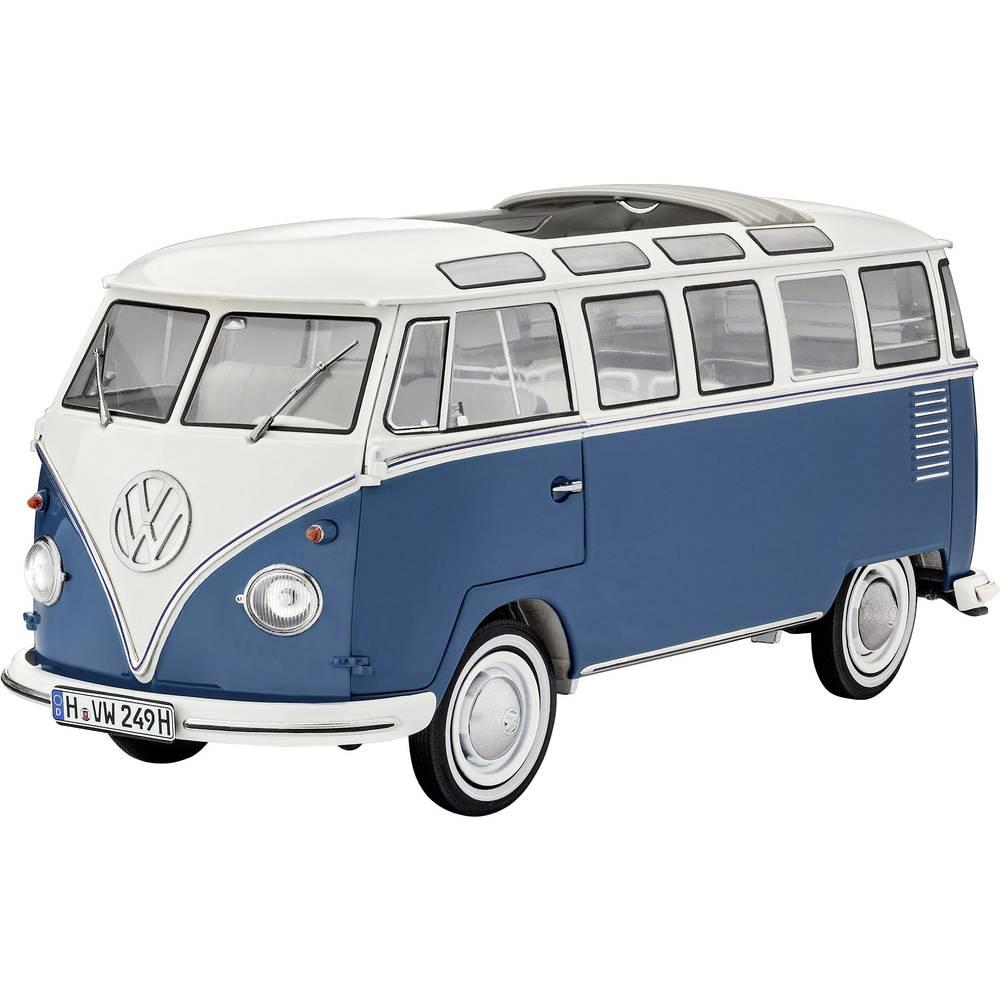 model autobusu stavebnice revell 07009 volkswagen t1 bus. Black Bedroom Furniture Sets. Home Design Ideas