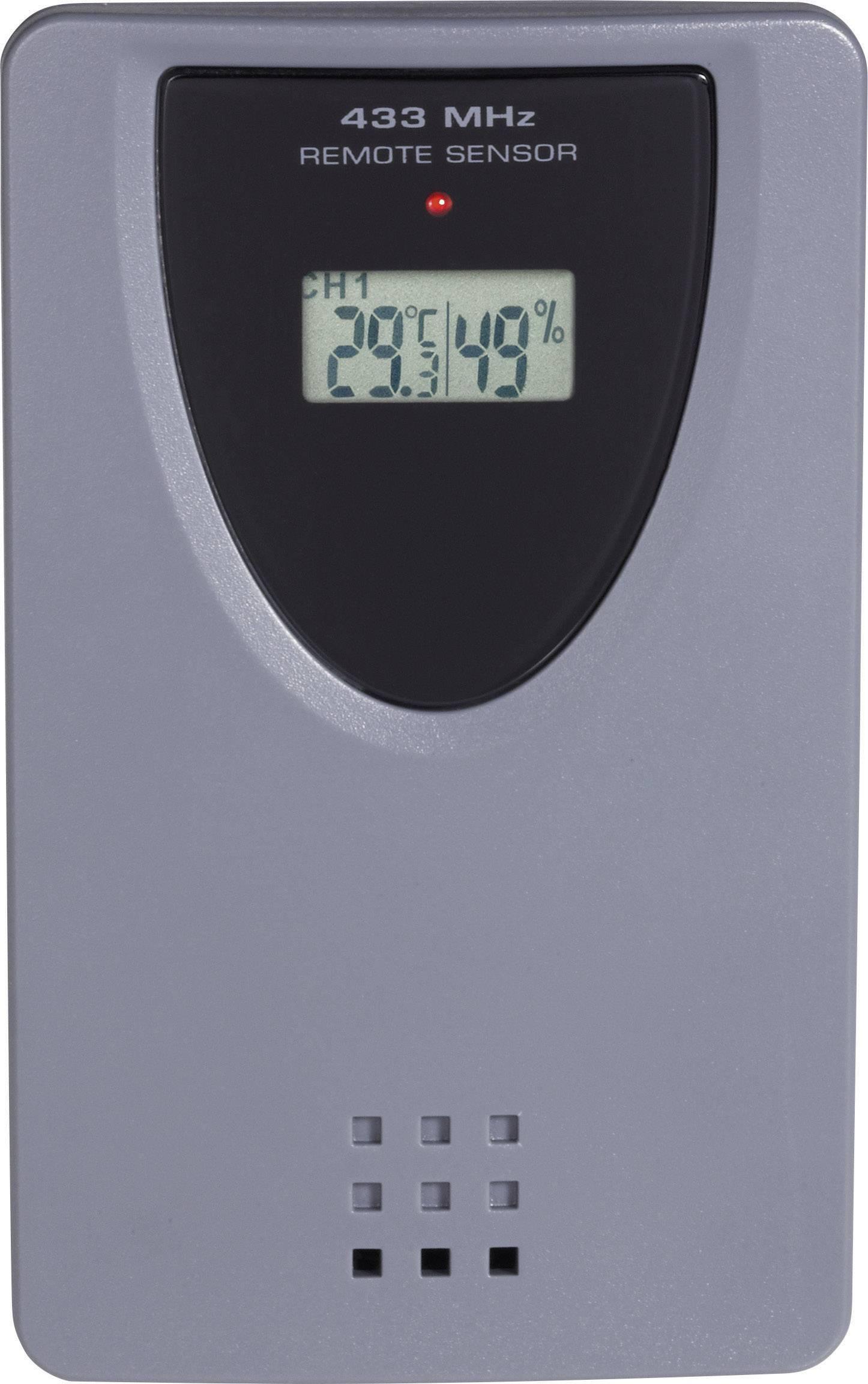 Teplotný / vlhkostný senzor KW-9177TH vhodný k meteostanici Profi KW 9005W