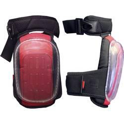 L+D Upixx 2488 Chrániče kolen GELO Comfort červená, černá