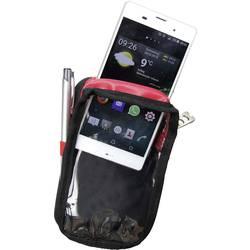 Plano P549XL Pouzdro na smartphone XL černá, červená