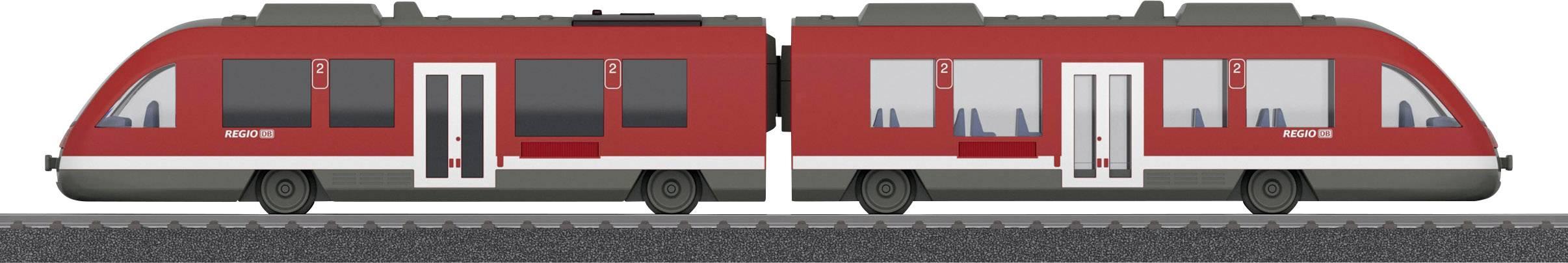 H0 osobný vlak s akumulátorom Märklin World 36100