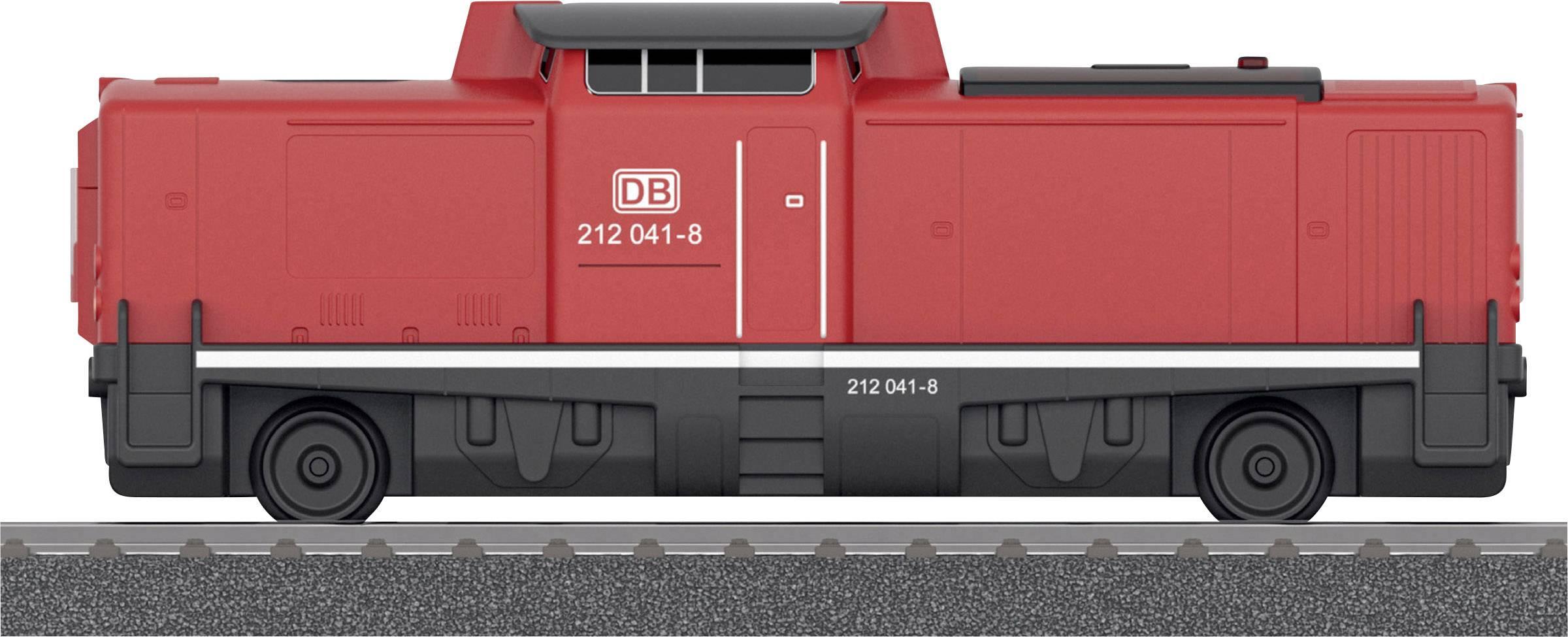 H0 dieselová lokomotiva, model Märklin World 36101