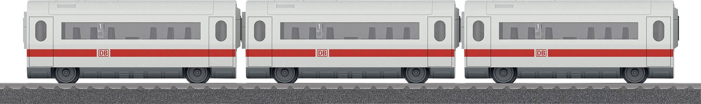 H0 osobní vagon, model Märklin World 44108
