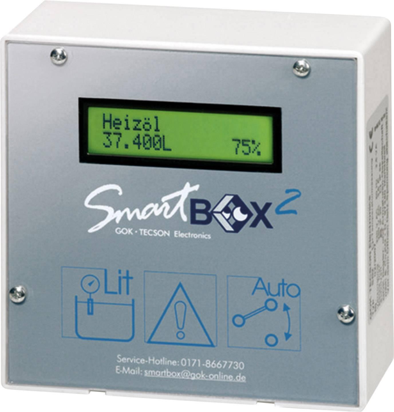 Elektronický ukazatel hladiny Secutech SmartBox® 2