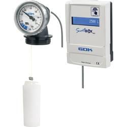 Měřič obsahu nádrží SmartBox® MINI SecuTech, 0 až 250 mm