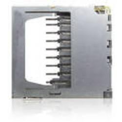Zásuvka na kartu SD, MMC Yamaichi FPS009-2305-0, počet kontaktů 9, 1 ks