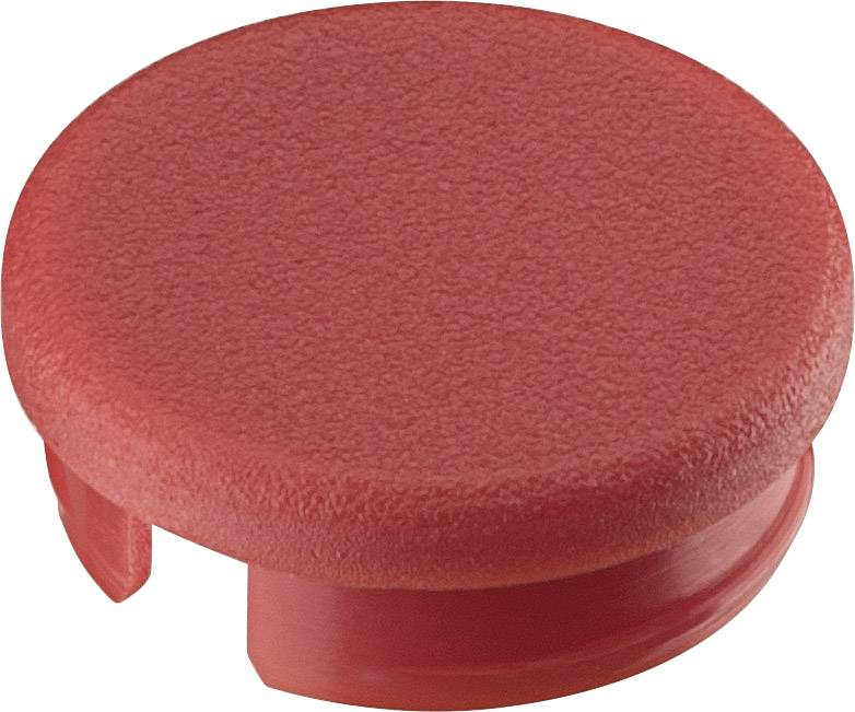 Krytka knoflíku Ritel 30 13 10 4 10.7 mm, červená, 1 ks