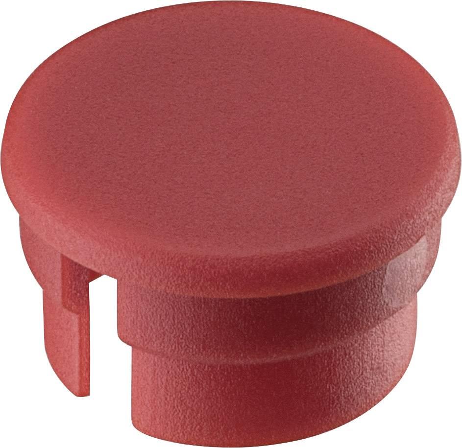 Krytka knoflíku Ritel 30 15 10 4 12.5 mm, červená, 1 ks