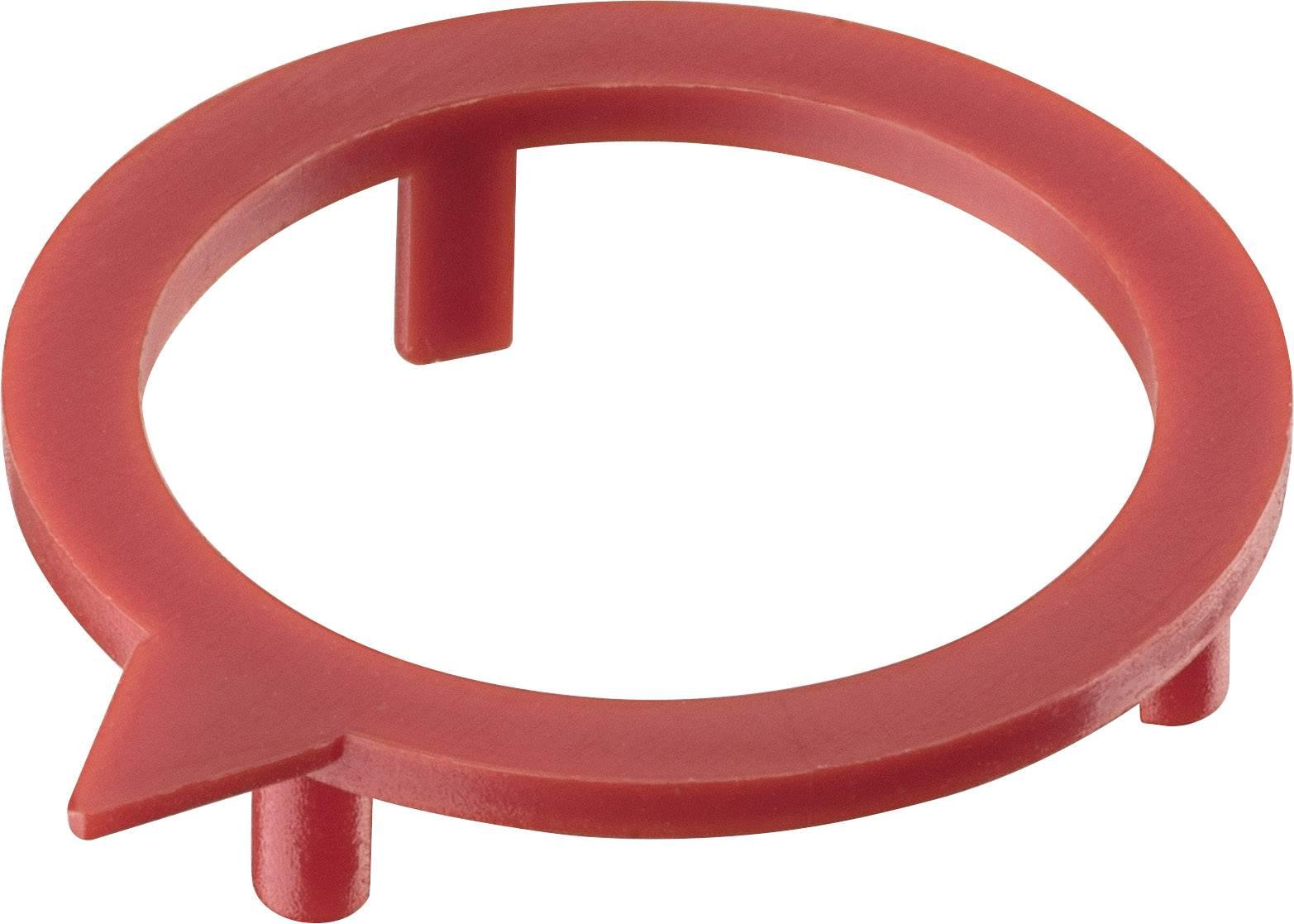 Kotouč se šipkou Ritel 40 21 00 4 21 mm, červená, 1 ks